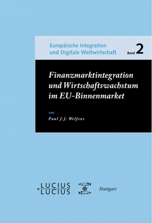 Finanzmarktintegration und Wirtschaftswachstum im EU-Binnenmarkt cover