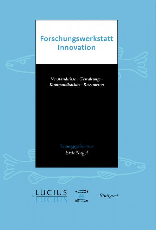 Forschungswerkstatt Innovation cover