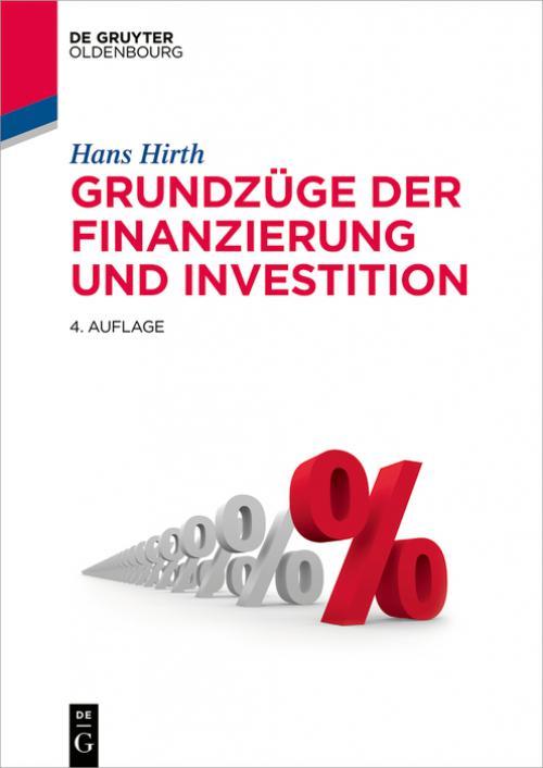 Grundzüge der Finanzierung und Investition cover