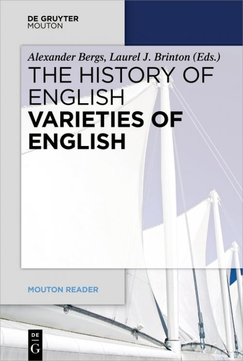 Varieties of English cover