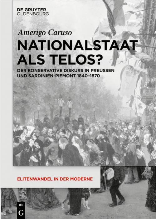 Nationalstaat als Telos? cover