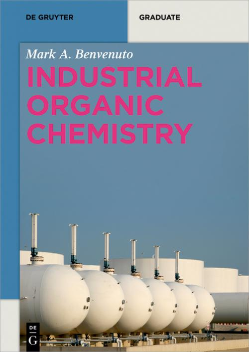 Industrial Organic Chemistry cover
