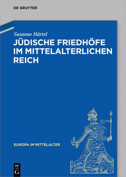 Jüdische Friedhöfe im mittelalterlichen Reich cover