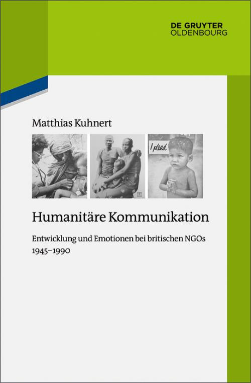 Humanitäre Kommunikation cover