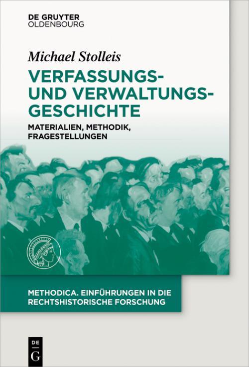 Verfassungs- und Verwaltungsgeschichte cover