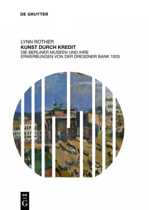 Kunst durch Kredit cover