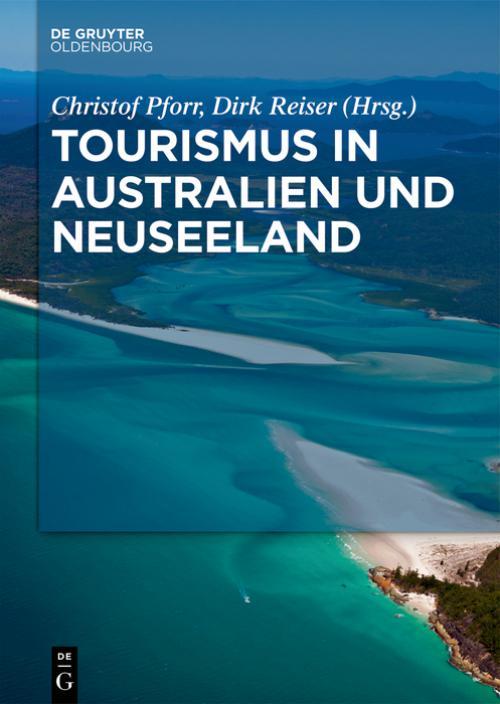Tourismus in Australien und Neuseeland cover