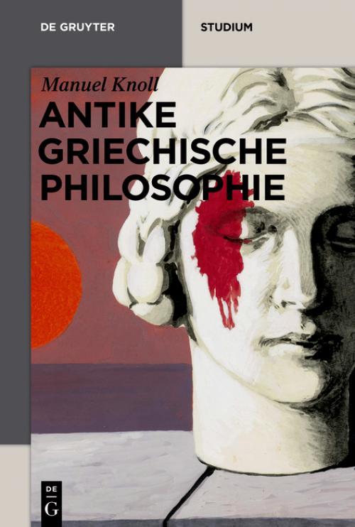 Antike griechische Philosophie cover