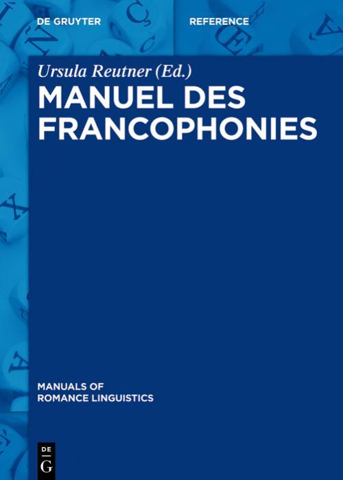Manuel des francophonies cover