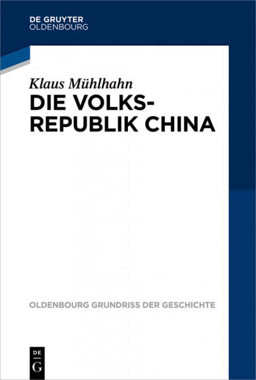 Die Volksrepublik China cover