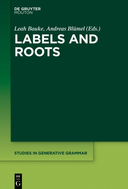 Labels and Roots cover