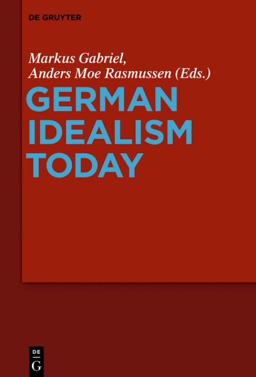 German Idealism Today cover