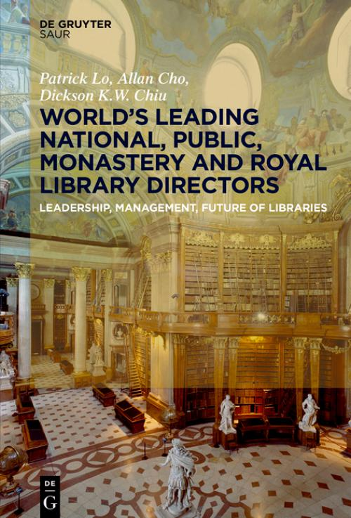 World´s Leading National, Public, Monastery and Royal Library Directors cover