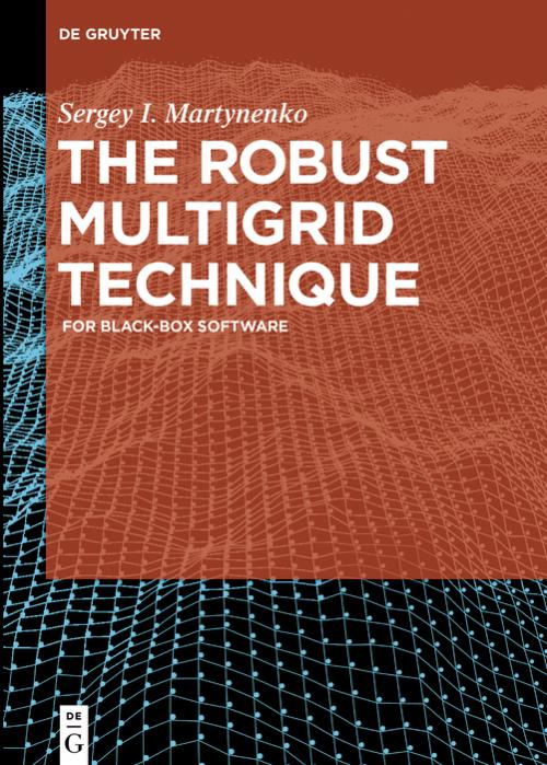 The Robust Multigrid Technique cover