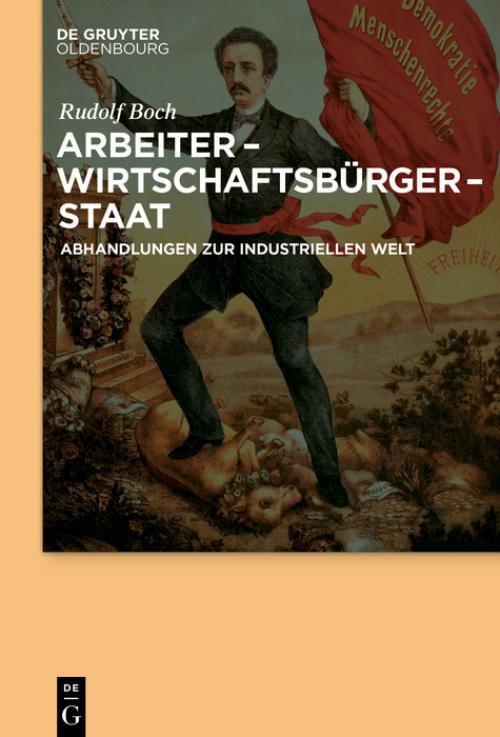 Arbeiter - Wirtschaftsbürger - Staat cover