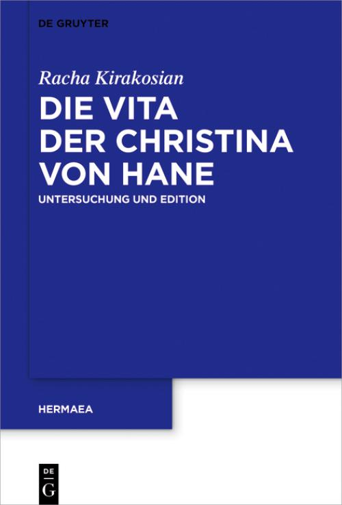 Die Vita der Christina von Hane cover