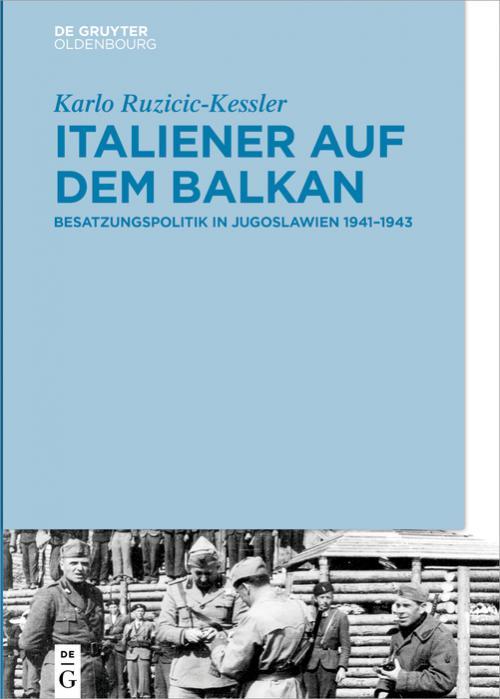 Italiener auf dem Balkan cover