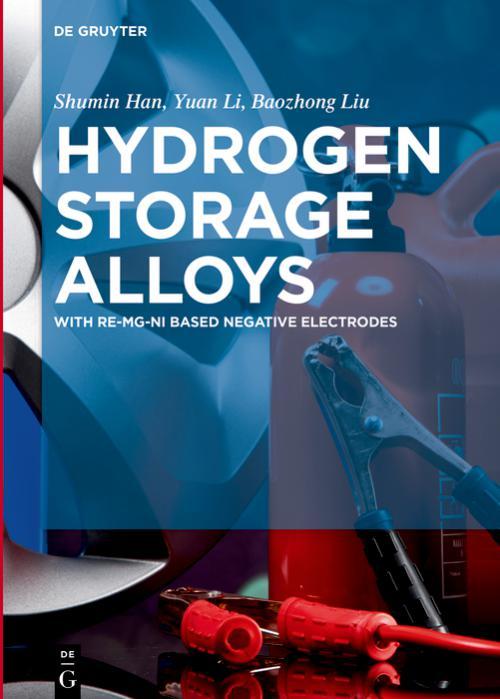 Hydrogen Storage Alloys cover