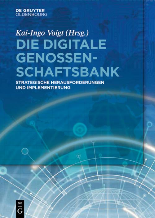Die digitale Genossenschaftsbank cover