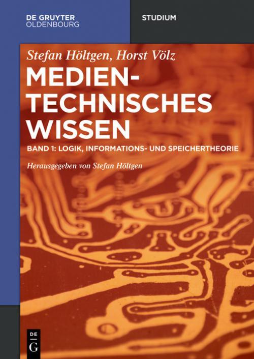 Medientechnisches Wissen cover
