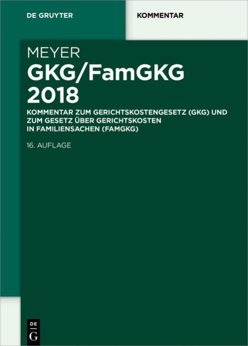 GKG/FamGKG 2018 cover