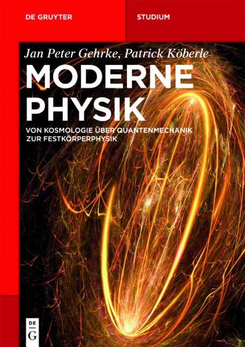 Moderne Physik cover