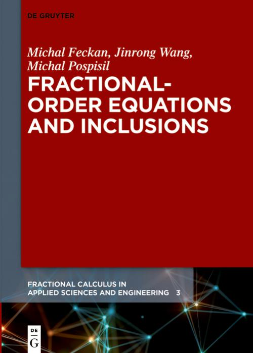Fractional-Order Equations and Inclusions cover