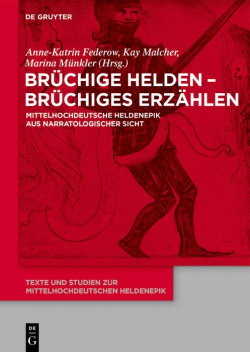 Brüchige Helden - brüchiges Erzählen cover