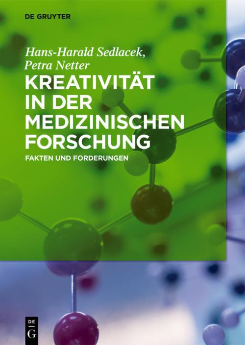 Kreativität in der medizinischen Forschung cover