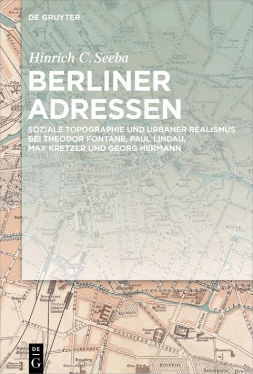 Berliner Adressen cover