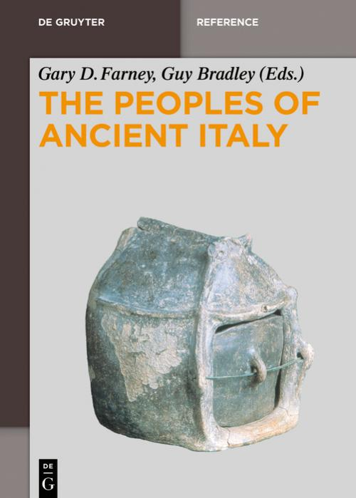 The Peoples of Ancient Italy cover