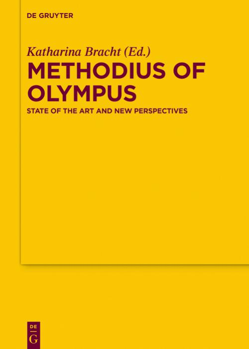Methodius of Olympus cover