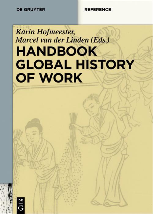 Handbook Global History of Work cover