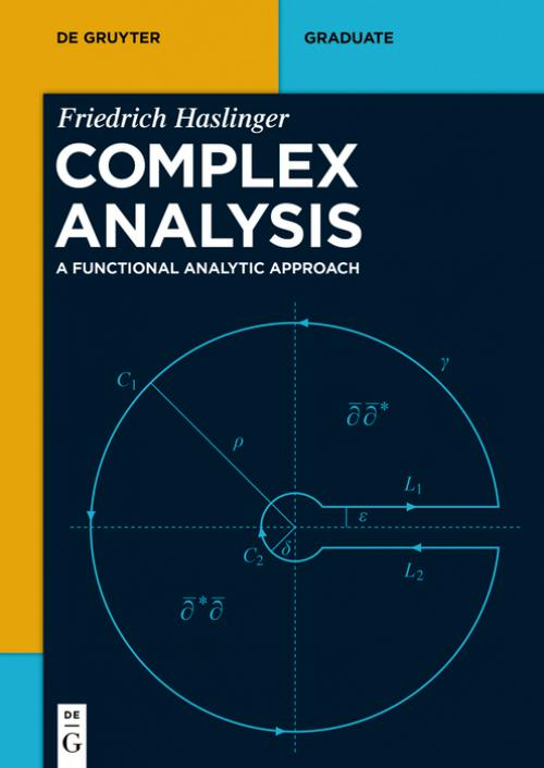 Complex Analysis cover
