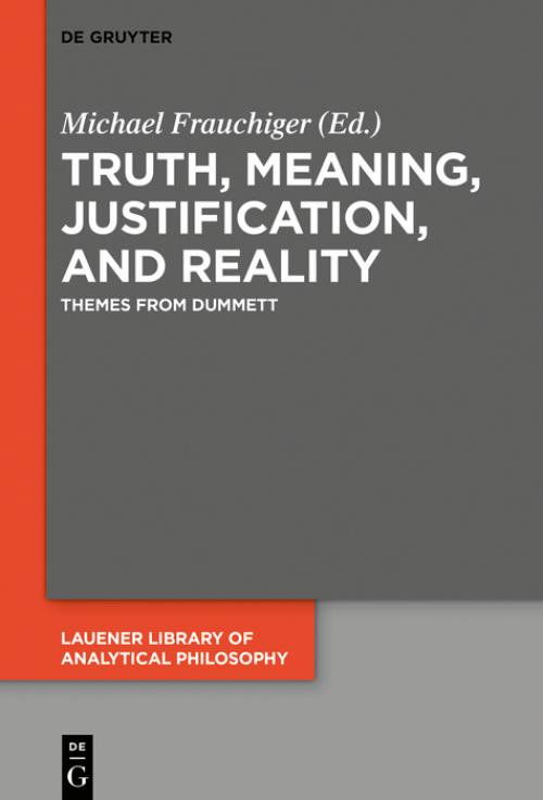 Truth, Meaning, Justification, and Reality cover