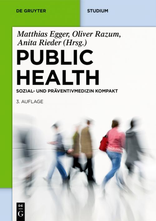 Public Health Kompakt cover