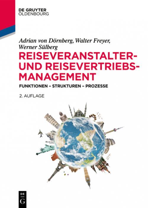 Reiseveranstalter- und Reisevertriebs-Management cover