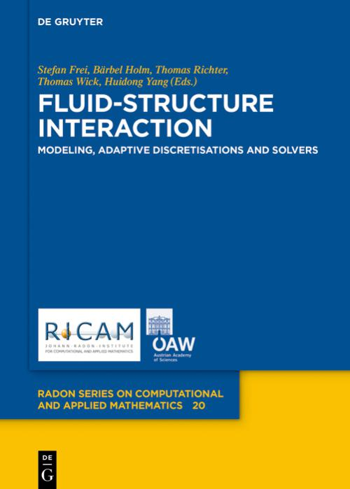 Fluid-Structure Interaction cover