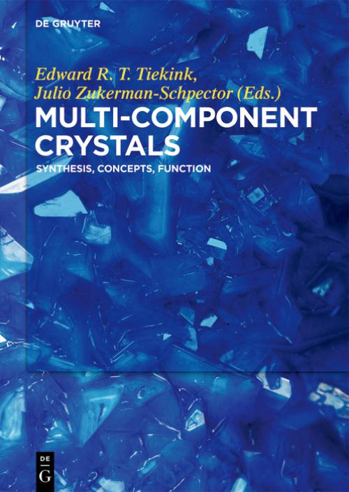 Multi-Component Crystals cover