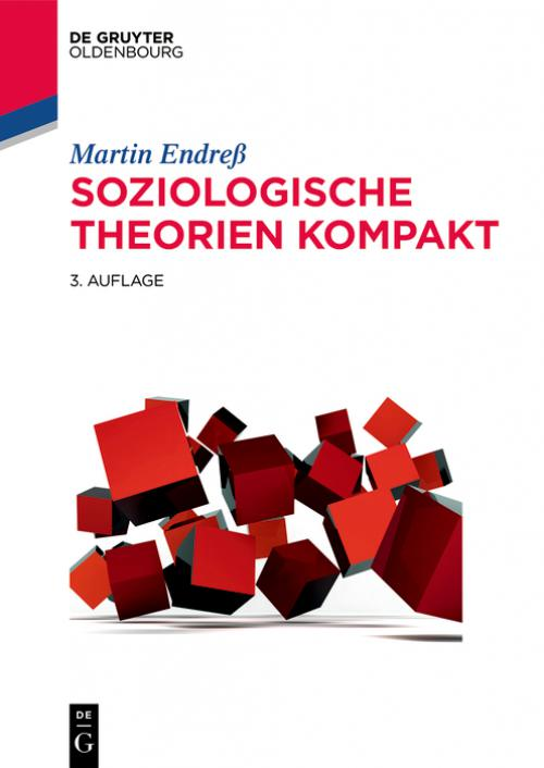 Soziologische Theorien kompakt cover
