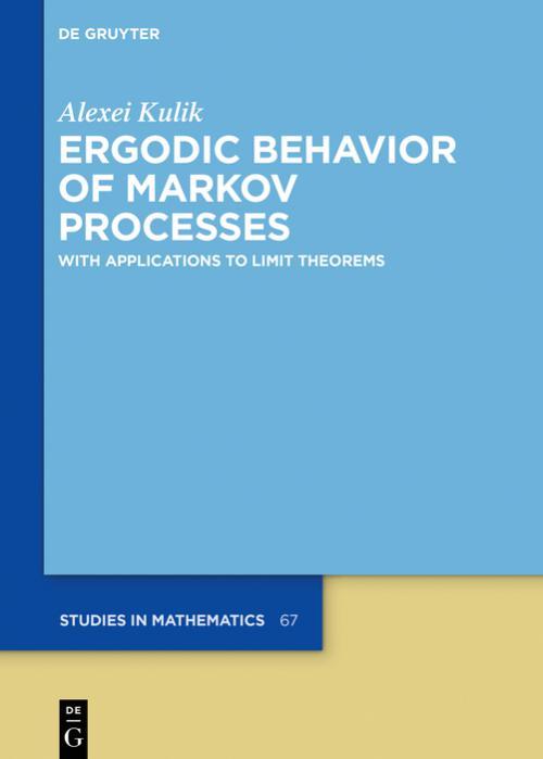 Ergodic Behavior of Markov Processes cover