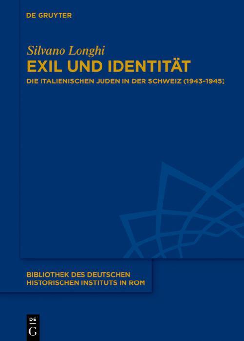 Exil und Identität cover