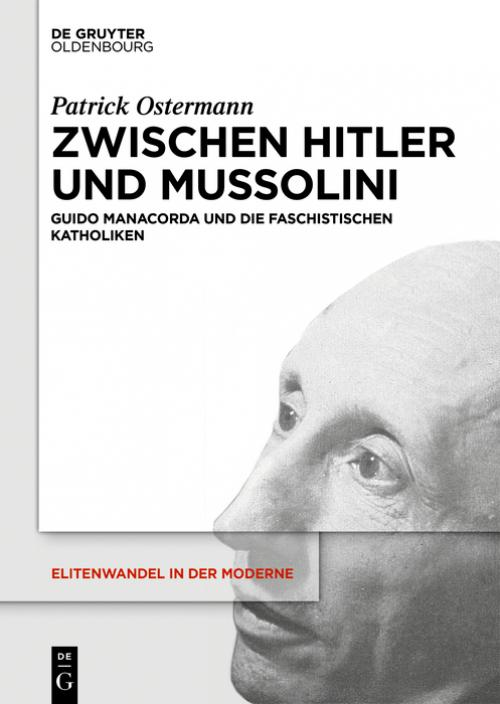 Zwischen Hitler und Mussolini cover