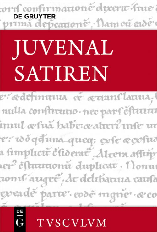 Satiren / Saturae cover