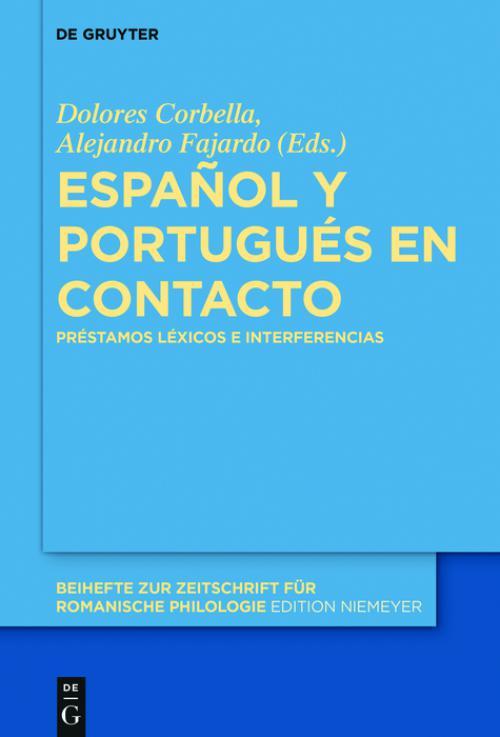 Español y portugués en contacto cover