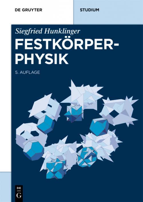 Festkörperphysik cover