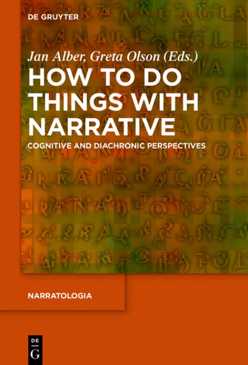 How to Do Things with Narrative cover