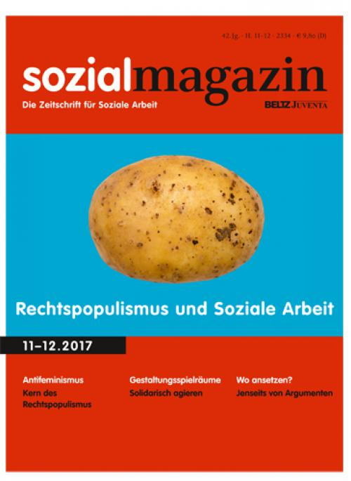 Soziale Arbeit im postfaktischen Zeitalter cover