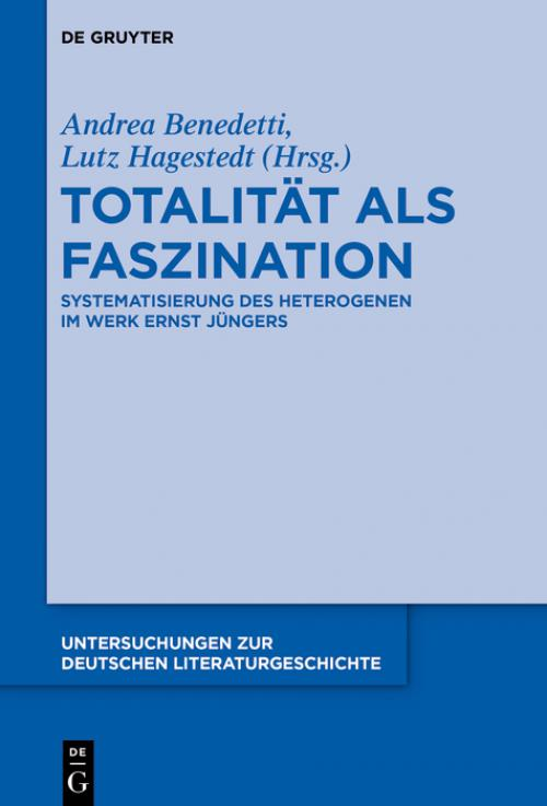 Totalität als Faszination cover