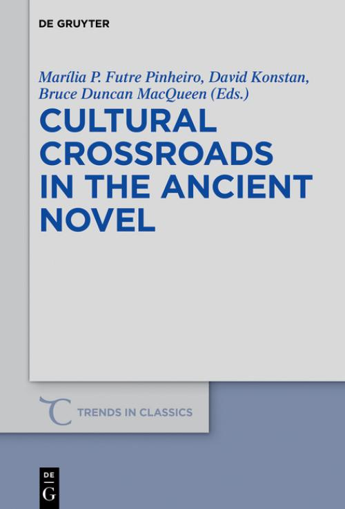 Cultural Crossroads in the Ancient Novel cover